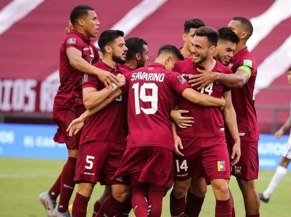 Vinotinto oficializa cambios para juego ante Colombia