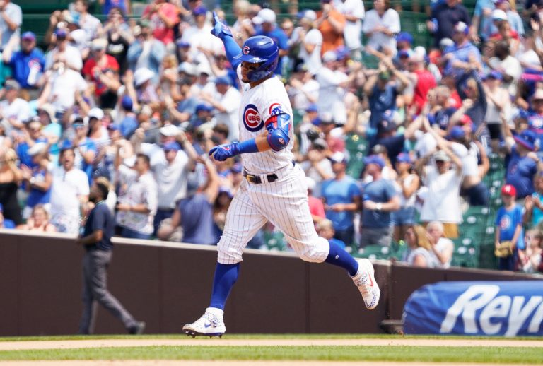 Contreras hit 15 home runs for the 3rd time
