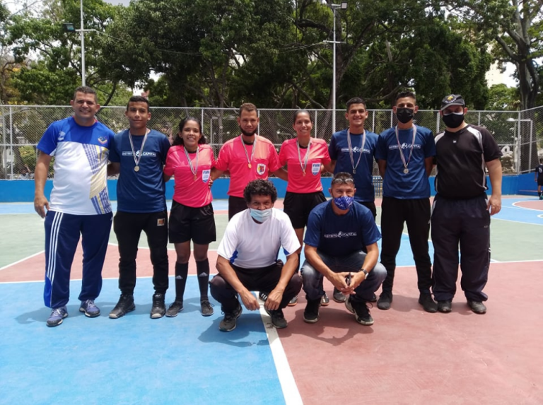 Capital District Association takes up tournaments in Caracas