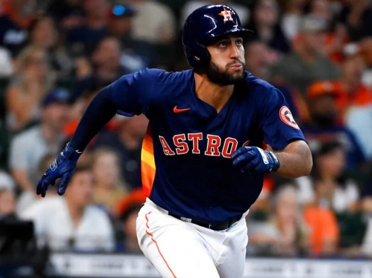 Abraham Toro rammed the Rangers