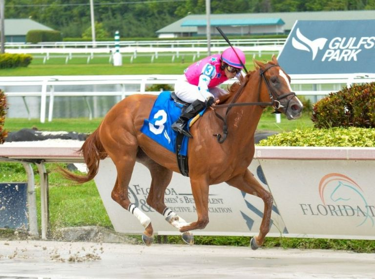 Franklin Reyes had two wins at Belterra Park