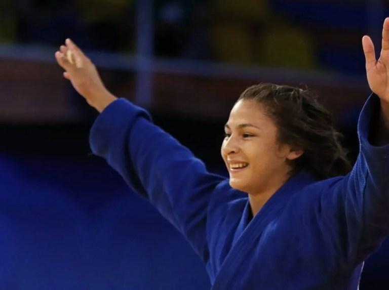 Karen León debuta en el judo de Tokio