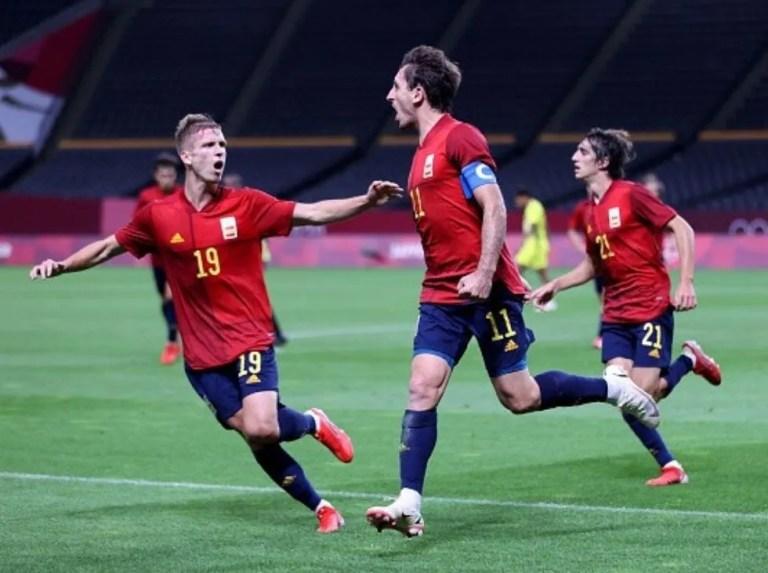 Oyarzabal led Spain against Australia