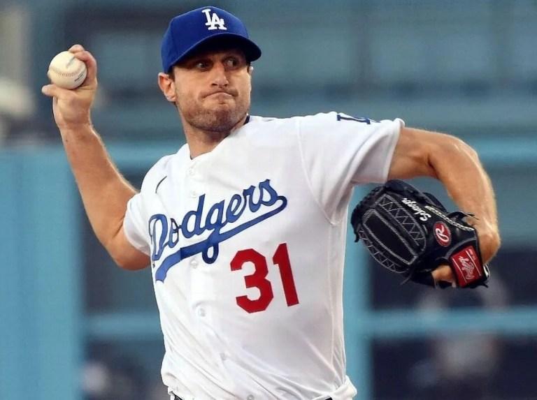 Dodgers descartan a Scherzer para el juego 6