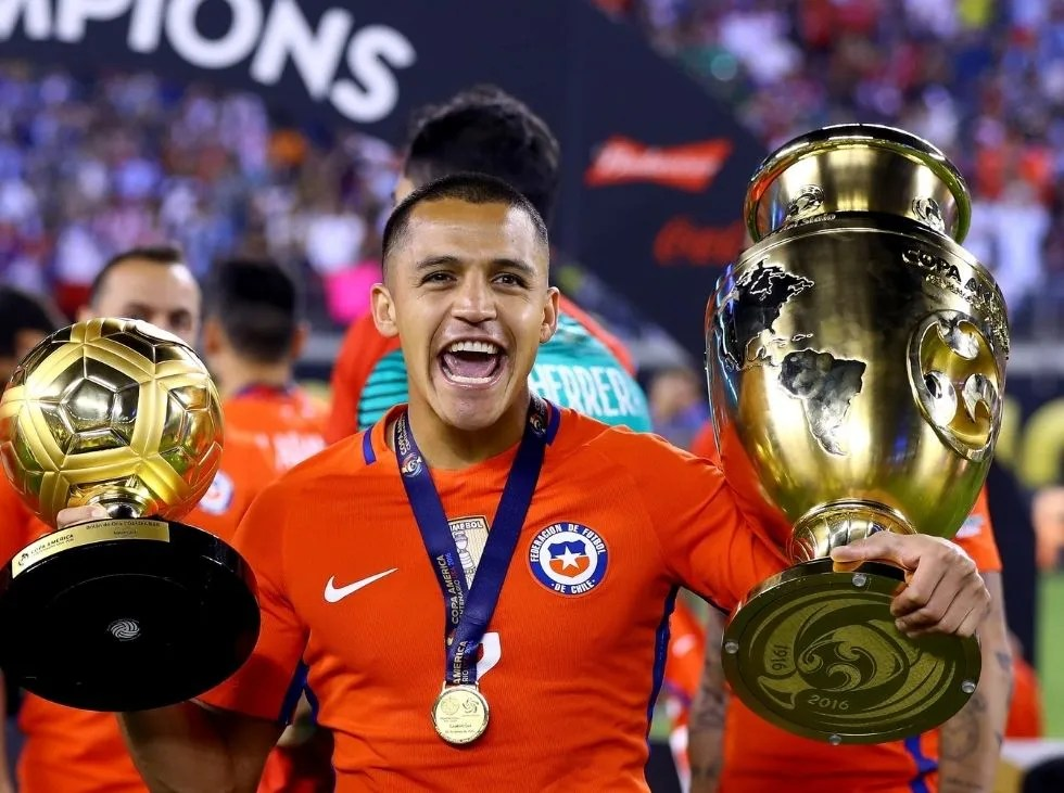 Alexis Sánchez will return to Chile for the triple playoff date