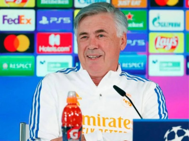 "Ancelotti: ""Sometimes criticism helps to improve"""