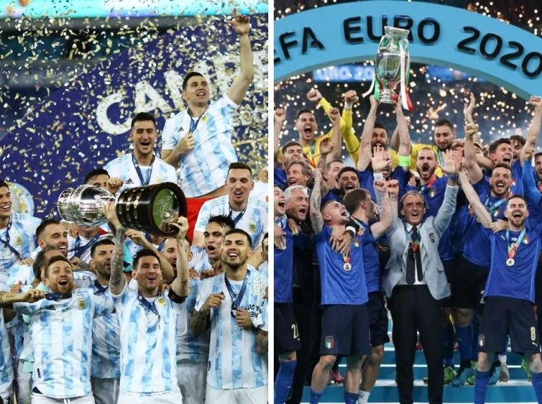 Conmebol and UEFA agree to a meeting between continental champions