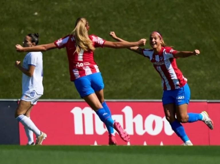 Deyna guía triunfo del Atlético en el derbi