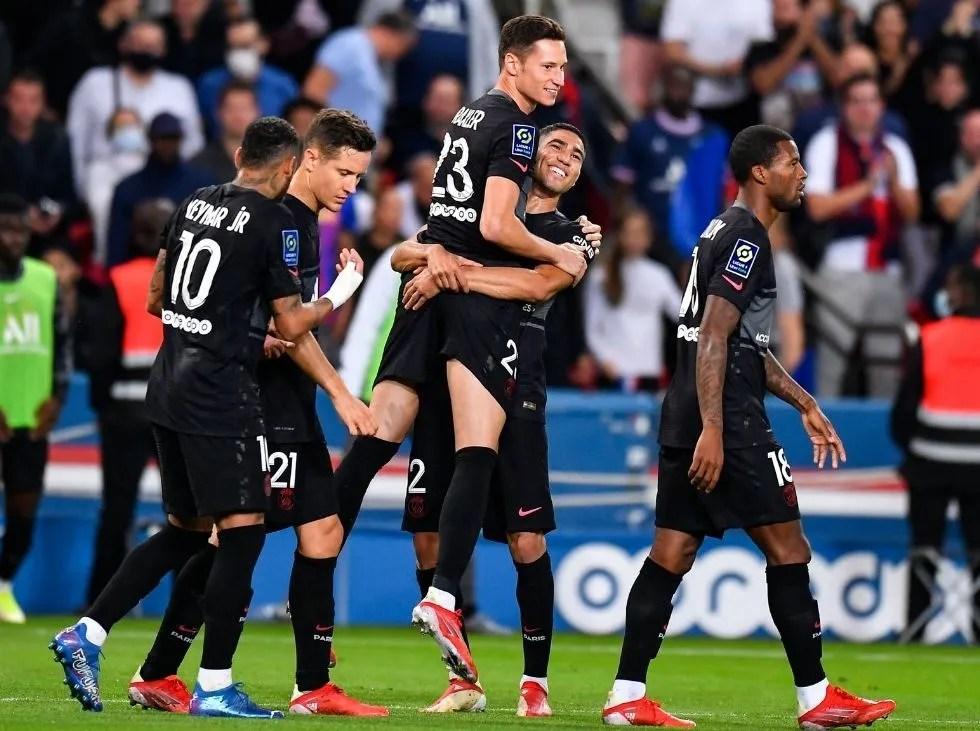 El PSG sigue perfecto en la Ligue 1