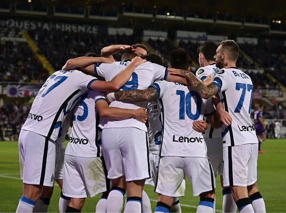 Inter es líder provisional de la Serie A