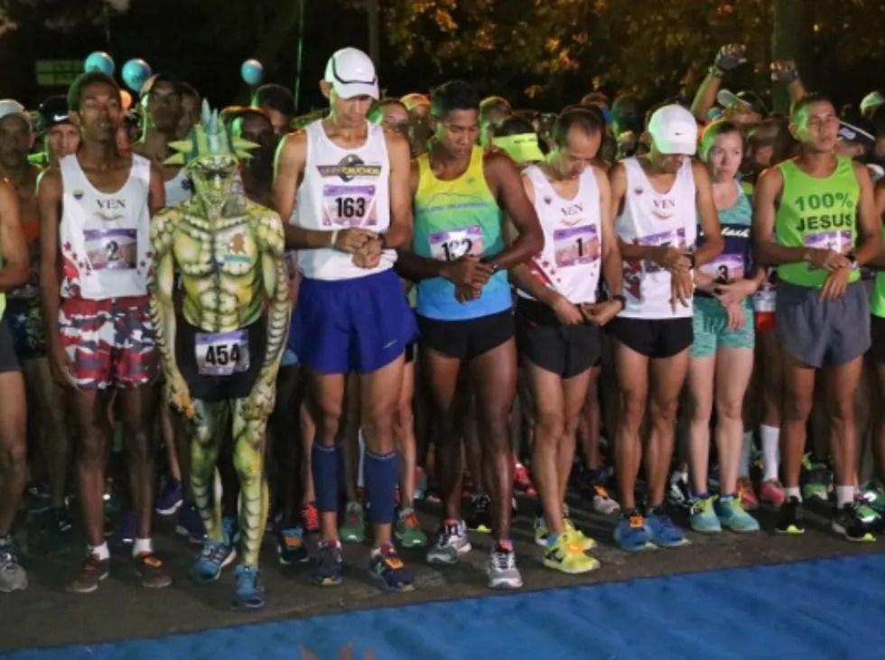 Maratón Caracas 42K repartirá $ 10.000 dólares en premios