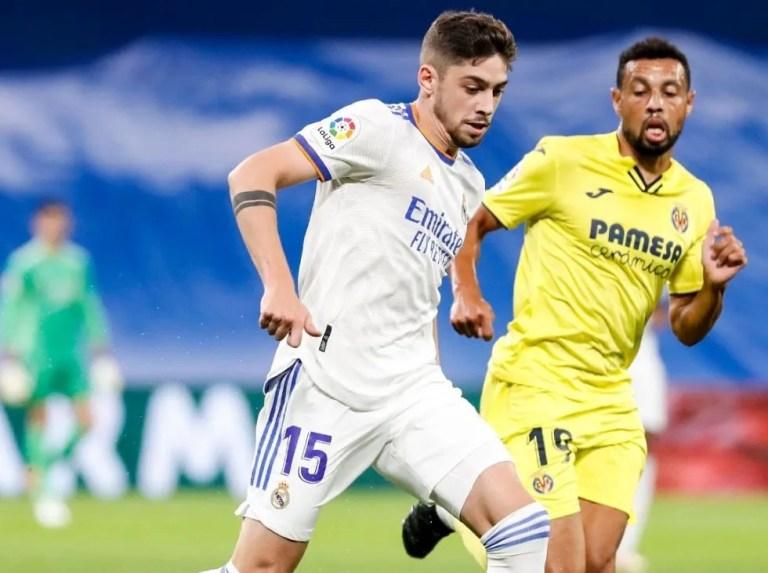 Real Madrid no pasó del empate ante el Villarreal