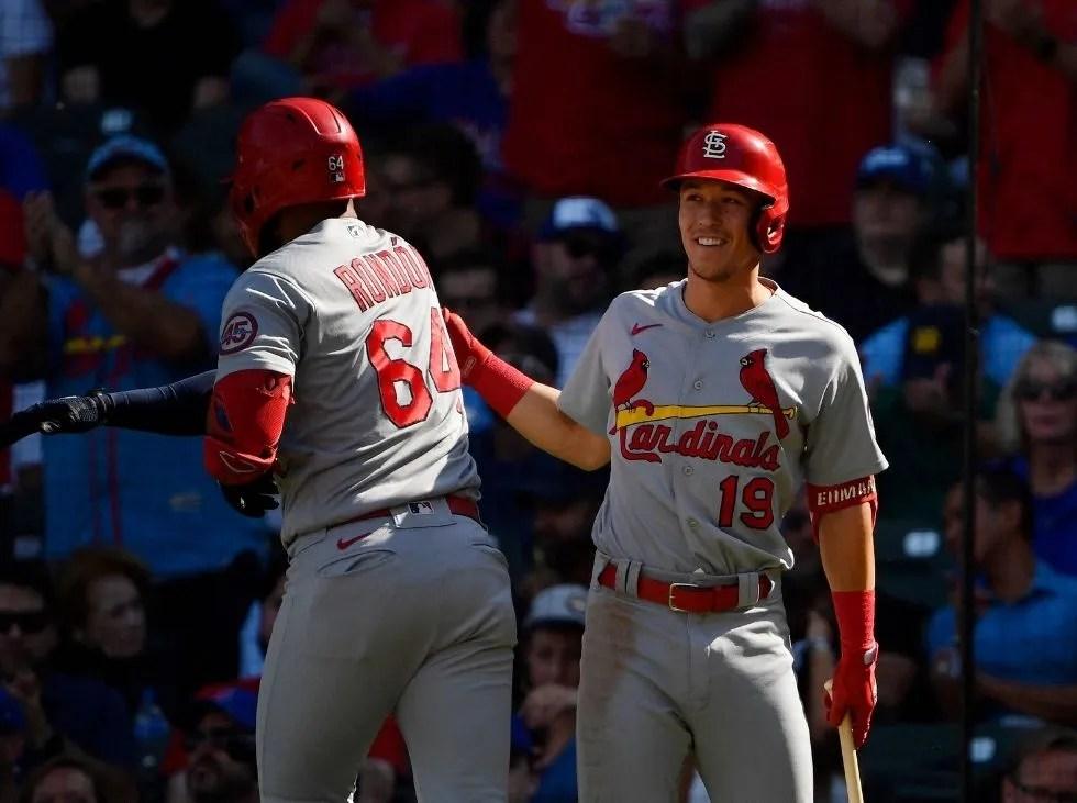 Rondón helped extend Cardinals' winning streak