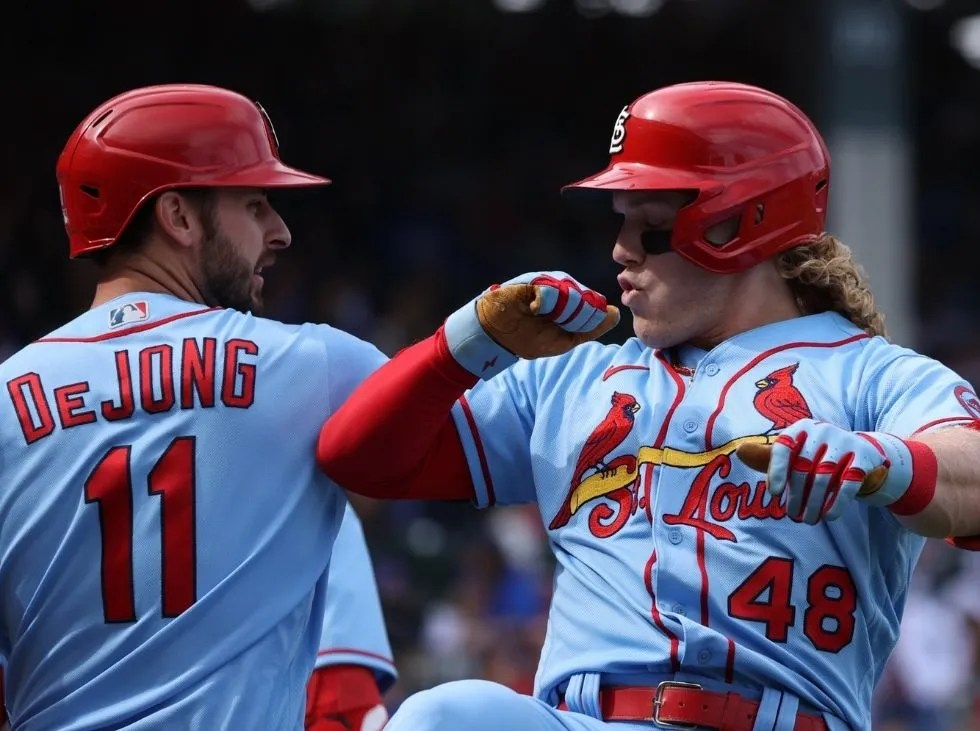 St. Louis set winning record for the franchise