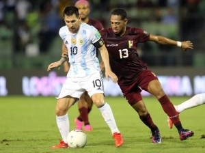 Game vision | Leo González's Vinotinto bets on being more offensive