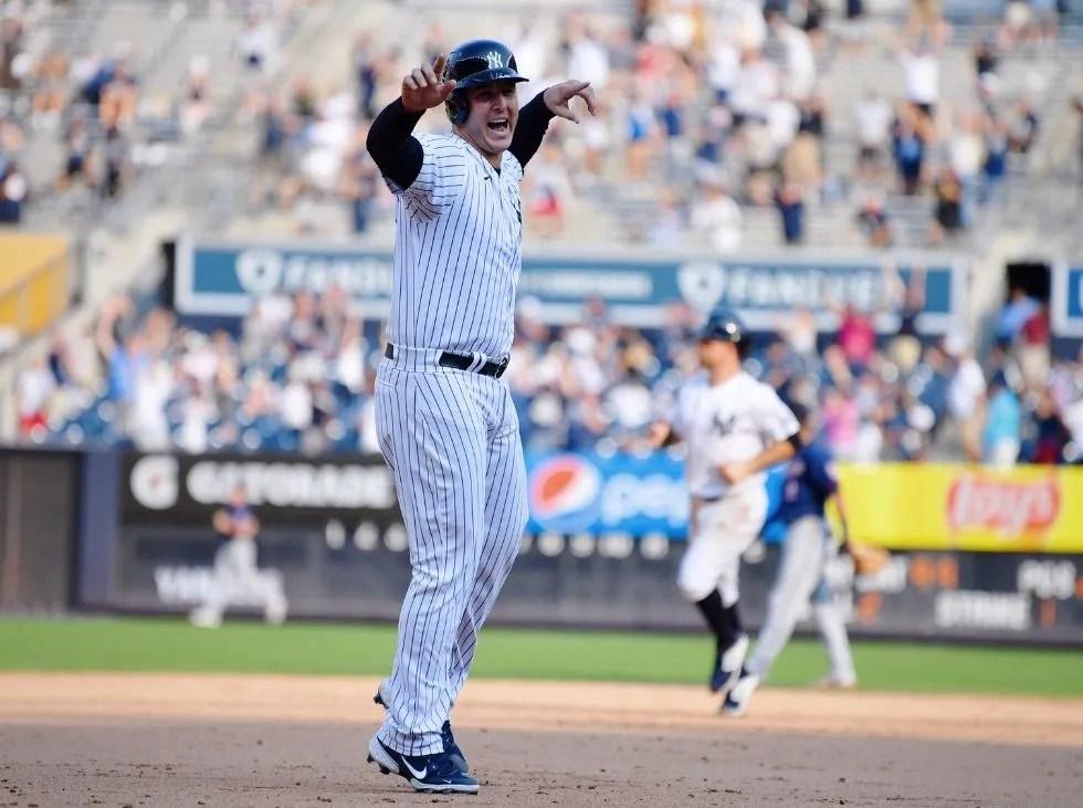Yankees remontan y dejan en el terreno a Minnesota