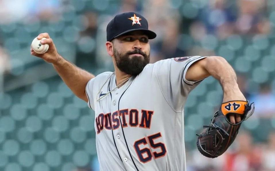 José Urquidy destacó en la loma y los Astros siguen al mando del Oeste