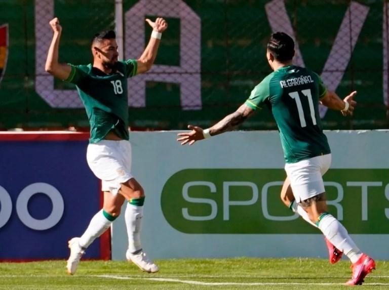 Bolivia thrashed Paraguay and dreams of Qatar 2022