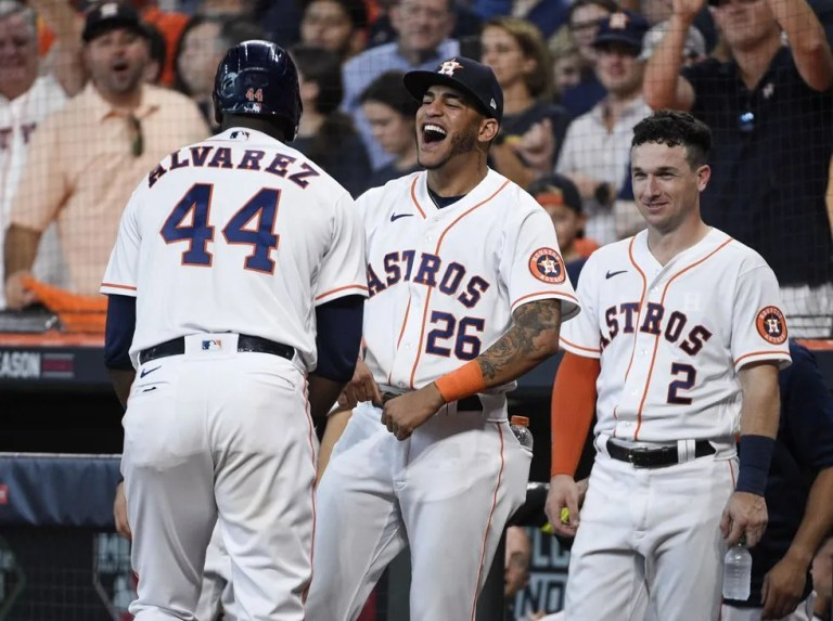 Astros will play fifth Championship Series in a row