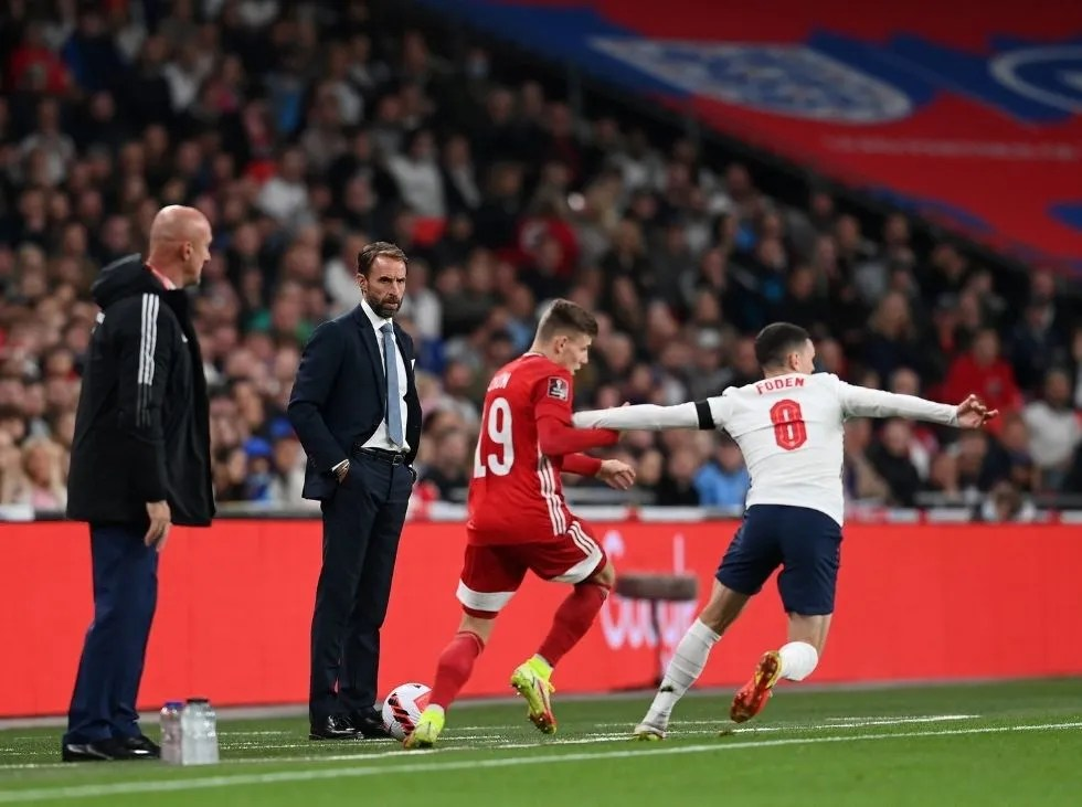 England could not get past the draw against Hungary