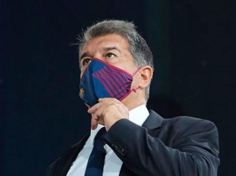 Laporta: «Son las peores cuentas de la historia del Barça»