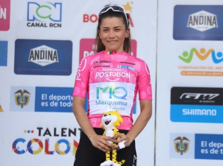 Unstoppable! Lilibeth Chacón sealed fourth victory in Vuelta a Colombia