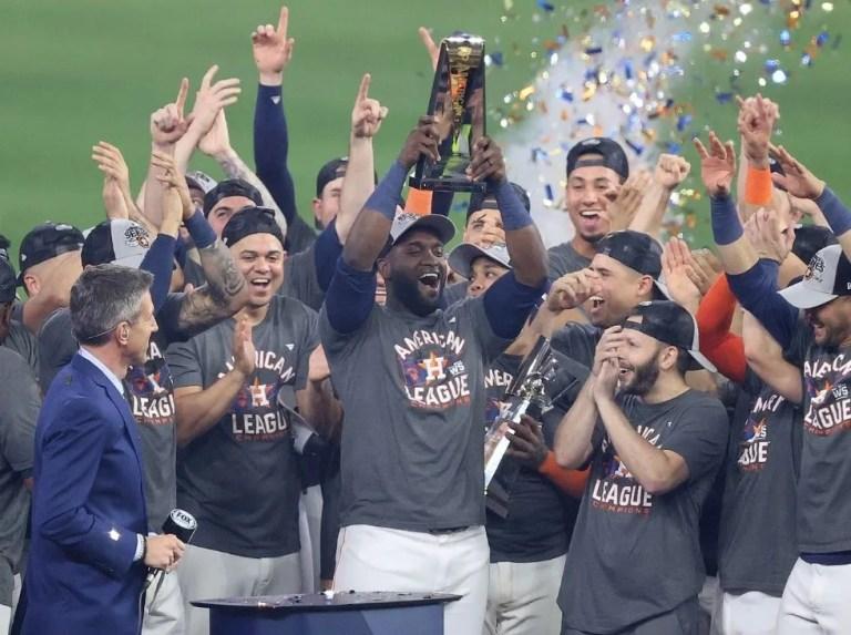 Los Astros reconquistaron el banderín de la Americana