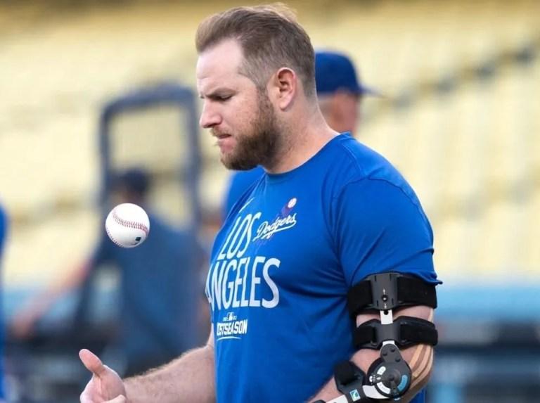 Muncy fuera del roster de Dodgers para la SCLN