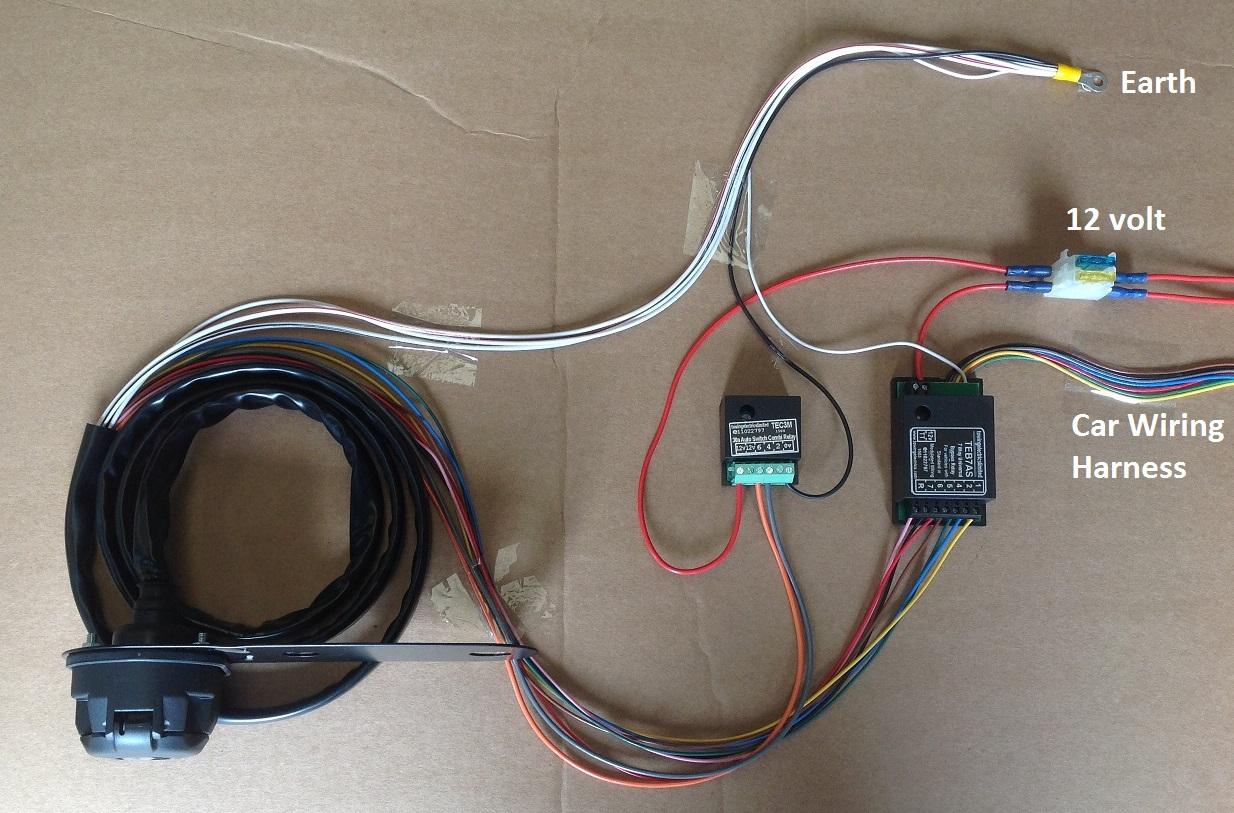 Strange 13 Pin Full Function Socket With Bypass Lider Trailers Wiring Cloud Ratagdienstapotheekhoekschewaardnl