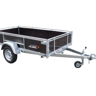 5. Wooden Sided Trailers