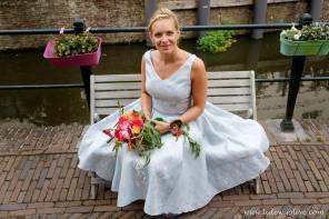 Bruiloft Inge
