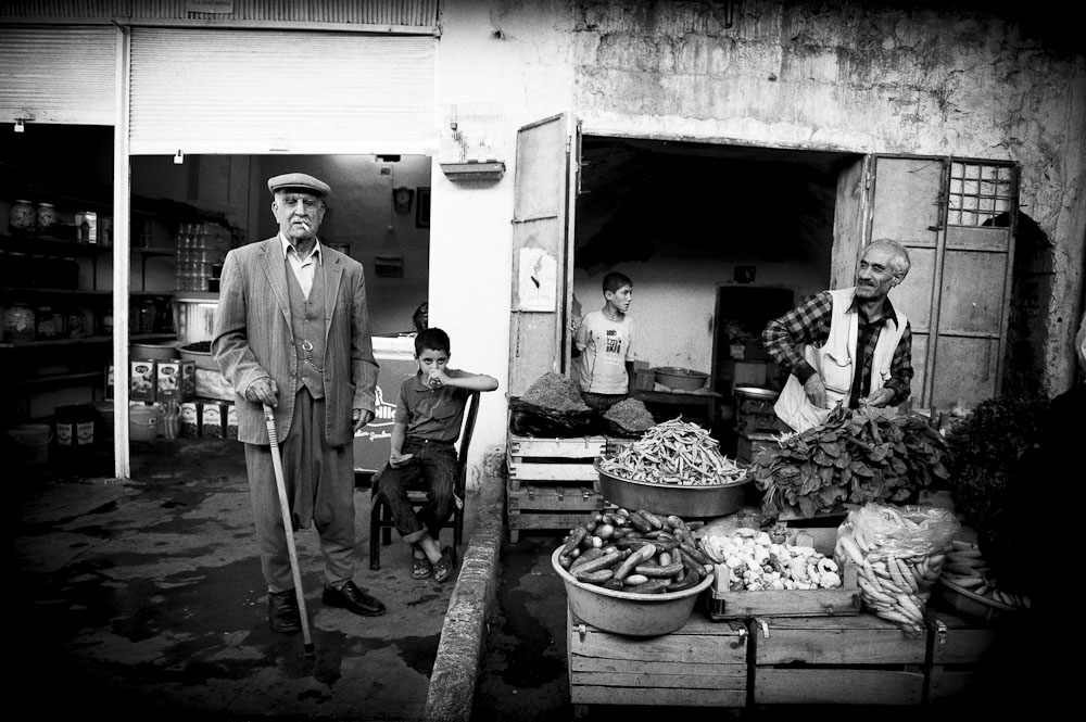 Mardin Bazaar