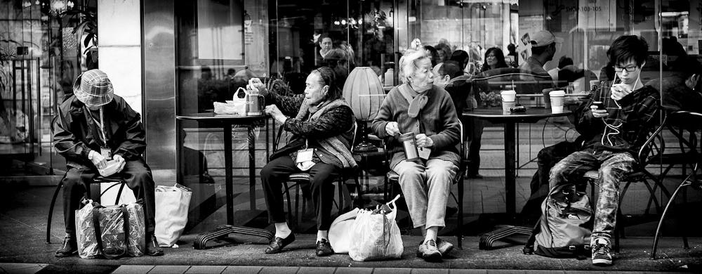 Street Photographer, Leica M9, black & white