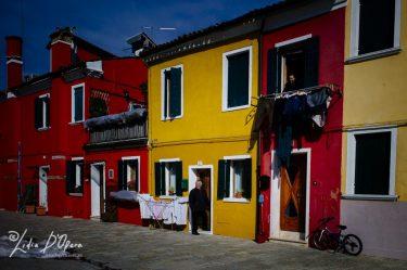 Burano, Venezia Italia - Italy
