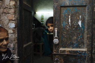 New Delhi Slum-M91019580