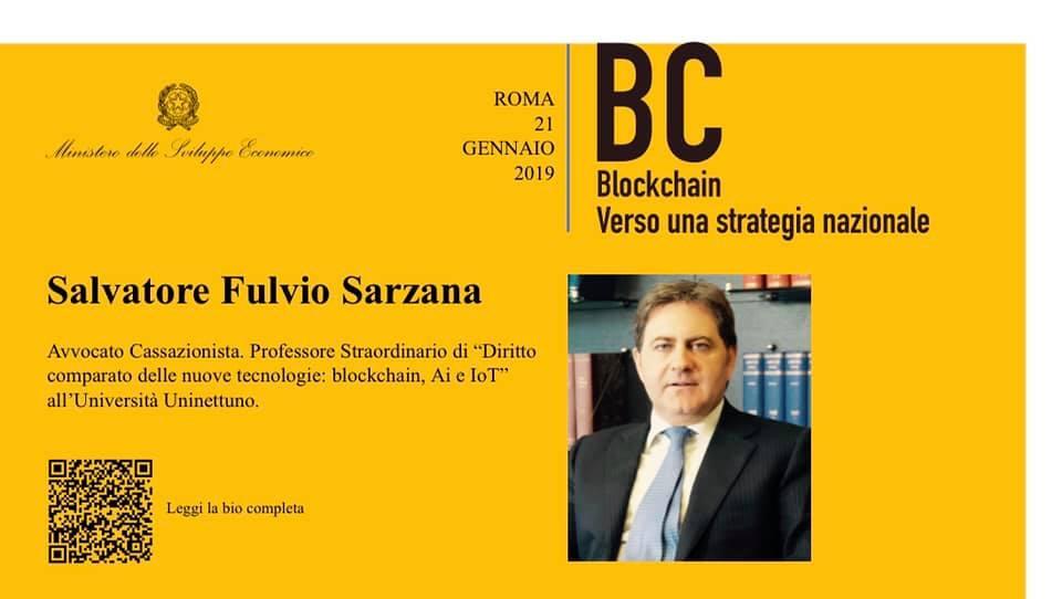 Fulvio Sarzana Avvocato ed esperto di Diritto dell'Informatica e ...