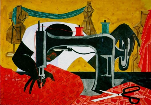 jacob-lawrence-the-seamstress