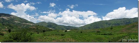 Haiti landscape 2010