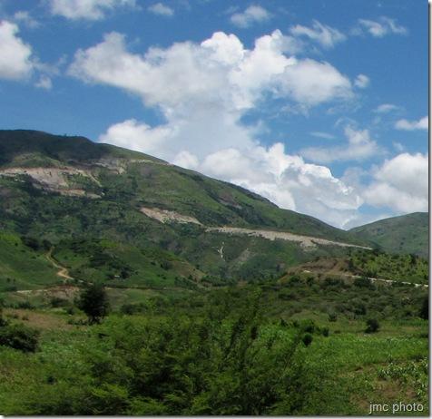 Haiti terre promise