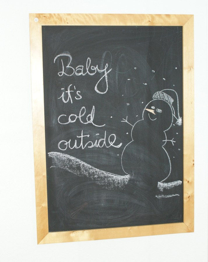 Chalkboard.Trendy
