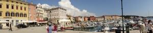 Erinnert einen an Venedig. Der Stein der Venezier wurde hier abgebaut.