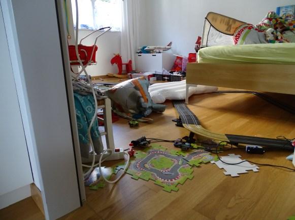 Chaos ist immer eine Frage der Perspektive ;-)