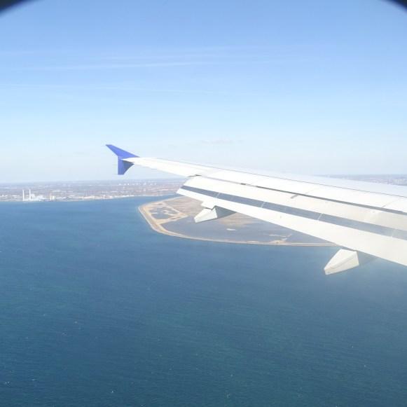 wir landen