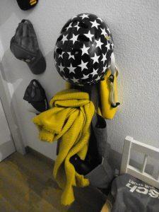 Garderobe ready für den nächsten Move 12v12