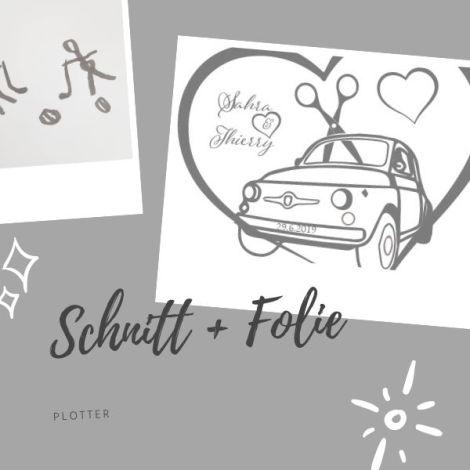 Schnitt + Folie