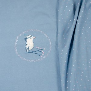 Winter Bird Jersey Rapport