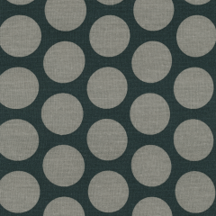 au maison super dots deep oilcloth forest