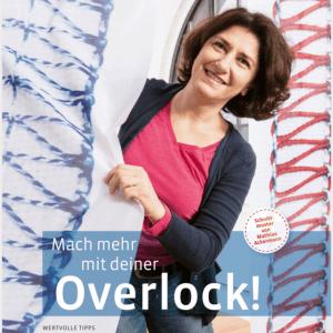 gaby seeberg Mach-mehr-mit-deiner-Overlock-Cover