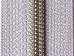 Snaply Metallisierter Reissverschluss Gold-B23