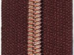 Snaply Metallisierter-Reissverschluss-Kupfer-1m-B26